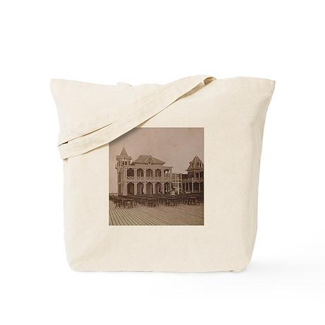 ca. 1880 ~ West End Hotel Tote Bag
