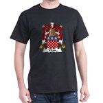 Vilain Family Crest  Dark T-Shirt