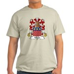 Vilain Family Crest  Light T-Shirt