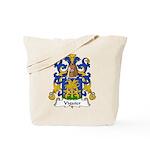 Viguier Family Crest  Tote Bag