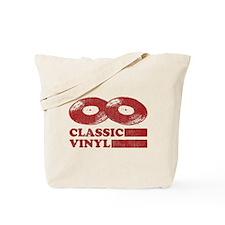 Classic Vinyl Tote Bag