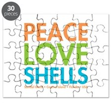 Peace-Love-Shells Puzzle