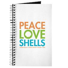 Peace-Love-Shells Journal