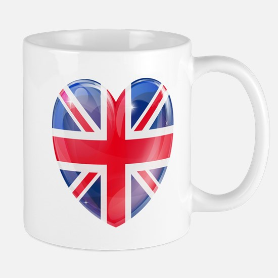 MY BRITISH HEART Mug