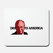 Def to America - Dick Mousepad
