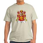 Vignes Family Crest Light T-Shirt