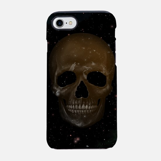 Space Skull iPhone 7 Tough Case