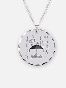 Dumbrella Necklace