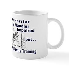 Harrier Agility Mug