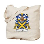 Viel Family Crest Tote Bag