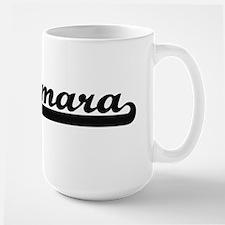 Amara Classic Retro Name Design Mugs