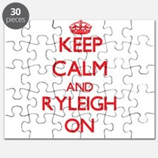 Keep Calm and Ryleigh ON Puzzle