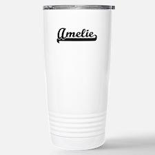 Amelie Classic Retro Na Travel Mug
