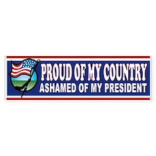 Proud Bumper Bumper Bumper Sticker