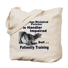 German Wirehd Pointer Agil Tote Bag