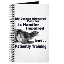 German Wirehd Pointer Agil Journal
