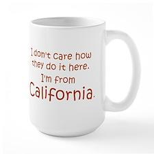 From California Mug