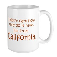 From California Mug