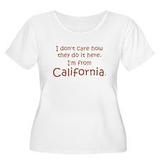 From California T-Shirt