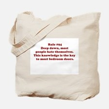 Rule #94 Tote Bag
