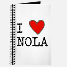 I Love NOLA Journal