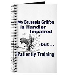 Brussels Griffon Agility Journal