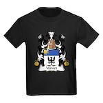 Vernet Family Crest Kids Dark T-Shirt