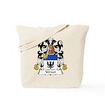 Vernet Family Crest Tote Bag