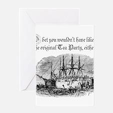 Original Tea Party Greeting Cards