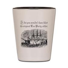 Original Tea Party Shot Glass