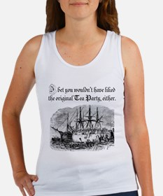 Original Tea Party Tank Top