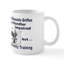 Brussels Griffon Agility Mug