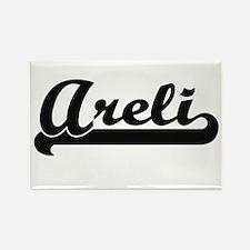 Areli Classic Retro Name Design Magnets