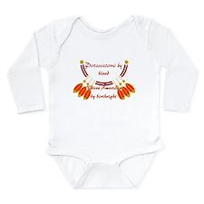 Native Long Sleeve Infant Bodysuit