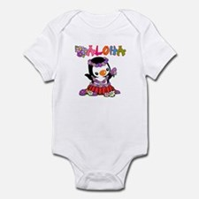 Aloha Penguin (6) Infant Bodysuit