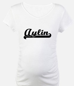 Aylin Classic Retro Name Design Shirt