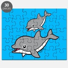 Dolphins Puzzle