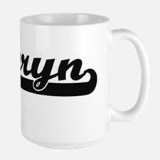 Camryn Classic Retro Name Design Mugs