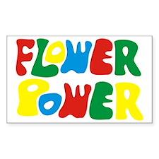 flowerPower Decal