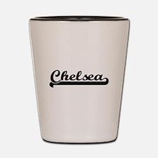 Chelsea Classic Retro Name Design Shot Glass