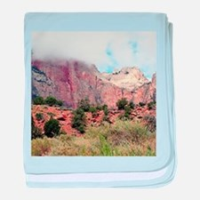Zion National Park, Utah, USA 4 baby blanket