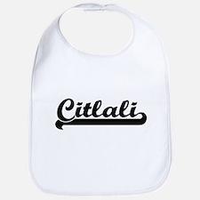 Citlali Classic Retro Name Design Bib