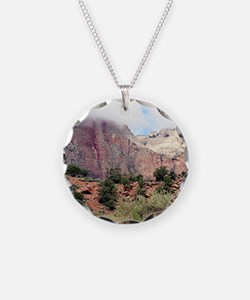 Zion National Park, Utah, US Necklace