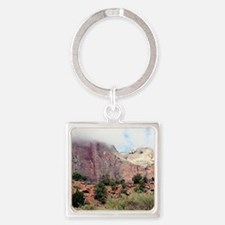 Zion National Park, Utah, USA 4 Keychains
