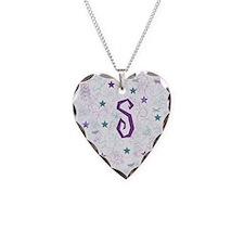 S Swirls Necklace