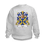 Tissot Family Crest Kids Sweatshirt