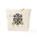 Tissot Family Crest Tote Bag