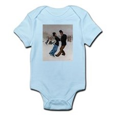 lce skating art Body Suit