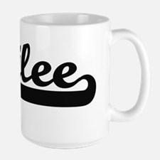Emilee Classic Retro Name Design Mugs