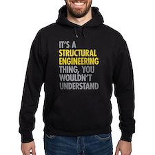 Cute Structural engineer Hoodie